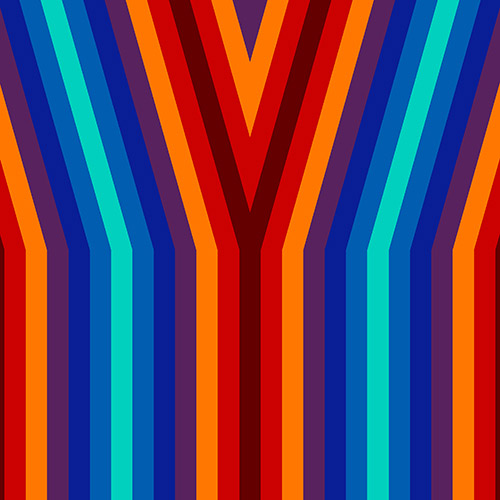 Stripes Twist Colorful 16